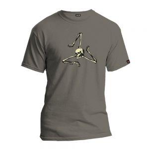 ISLAND ORIGINAL T-shirt scheletro