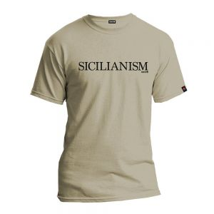 ISLAND ORIGINAL T-shirt sicilianism