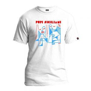 ISLAND ORIGINAL T-shirt cubismo