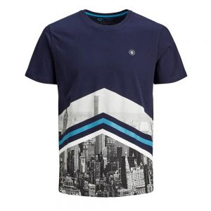 JACK JONES t-shirt oval
