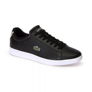 LACOSTE scarpe carnaby evo blacl 1