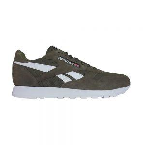 REEBOK scarpe cl leather mu