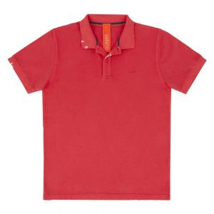 SUN68 polo solid