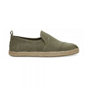 TOMS scarpe canvas dec alpargata m