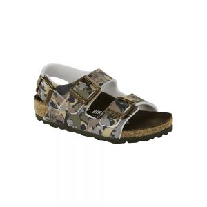 BIRKENSTOCK sandalo milano dino camo