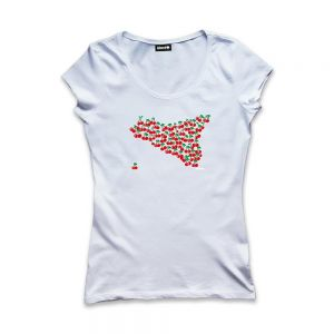ISLAND ORIGINAL T-shirt girasi