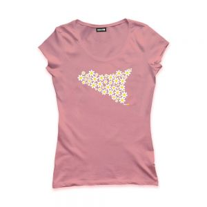 ISLAND ORIGINAL T-shirt margherite