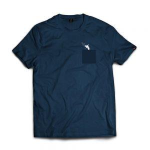 ISLAND ORIGINAL T-shirt pescespada nel taschino