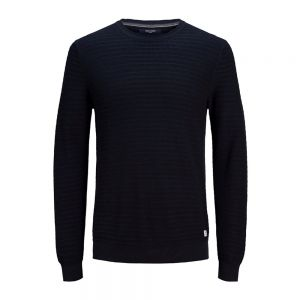 JACK JONES girocollo blu conrad