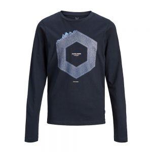 JACK JONES t-shirt m/l tutan
