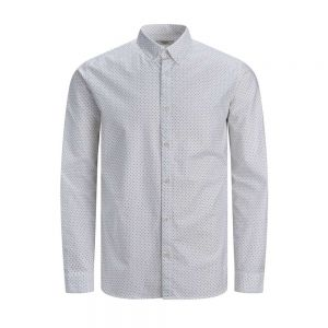 JACK JONES camicia blo logo stretch