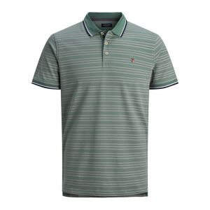 JACK JONES polo win stripes