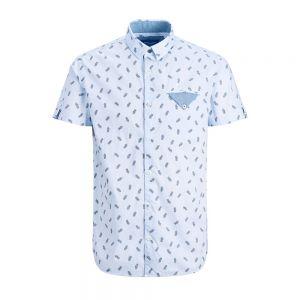 JACK JONES camicia m/c arnoldie