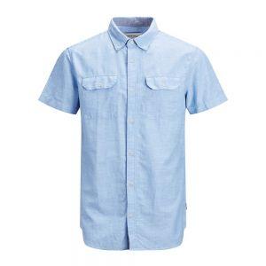 JACK JONES camicia fred linen
