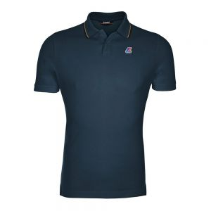 K-WAY polo jude stripes
