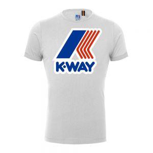 K-WAY t-shirt pete logo