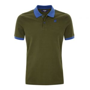 K-WAY polo vincent bicolor