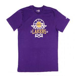 NEW ERA t-shirt lakers