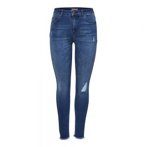 ONLY jeans blush mid noos
