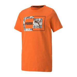 PUMA t-shirt graphic alpha