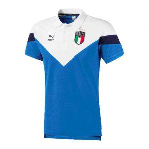 PUMA polo figc iconic italia
