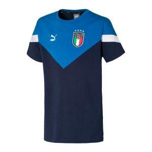 PUMA t-shirt figc iconic italia