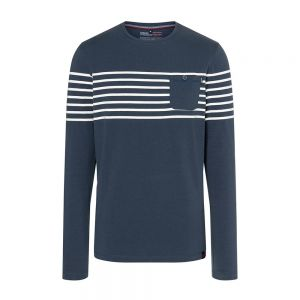 TIMEZONE t-shirt m/l striped