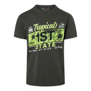 TIMEZONE t-shirt tropical
