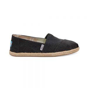 TOMS scarpe canvas alpargata w