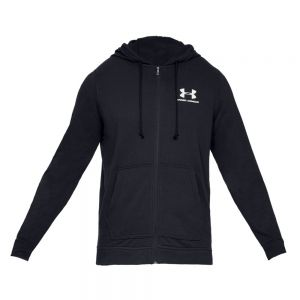 UNDER ARMOUR felpa fz sportstyle terry