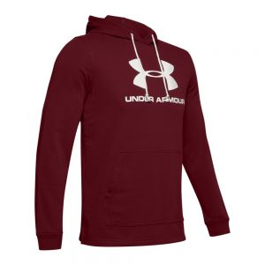 UNDER ARMOUR felpa sportstyle terry