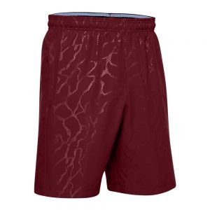 UNDER ARMOUR short woven graphic emboss