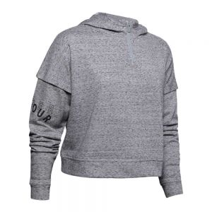 UNDER ARMOUR felpa rival terry 1/2 zip
