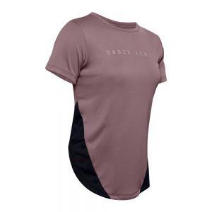 UNDER ARMOUR t-shirt sport mesh panel