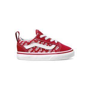 VANS scarpe td old skool elastic lace