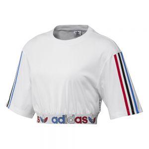 ADIDAS ORIGINALS t-shirt crop primeblue