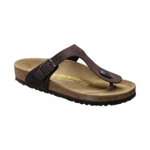 BIRKENSTOCK infradito gizeh oiled leather noos