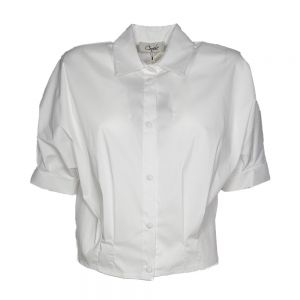 CROCHE' camicia poleline