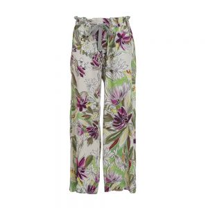 DEHA pantalone cropped