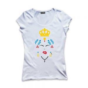 ISLAND ORIGINAL T-shirt testa di moro