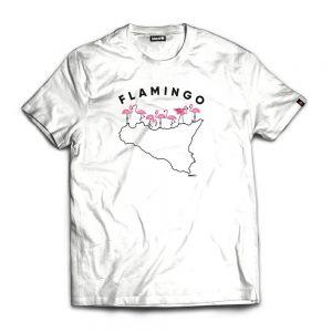ISLAND ORIGINAL T-shirt flamingo