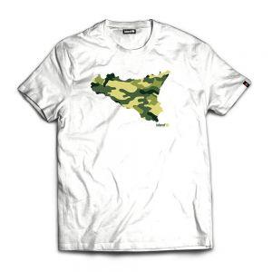 ISLAND ORIGINAL T-shirt camouflage