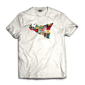 ISLAND ORIGINAL t-shirt sicily comics