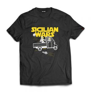 ISLAND ORIGINAL t-shirt sicilian wars