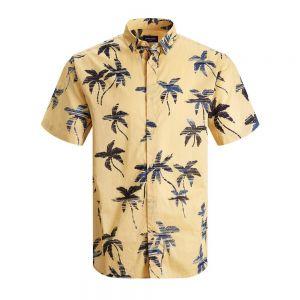 JACK JONES camicia m/c hazy