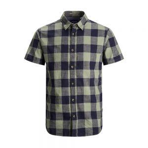 JACK JONES camicia m/c keith