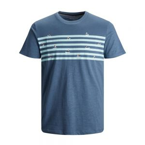 JACK JONES t-shirt playa stripe