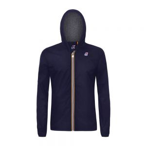 K-WAY giubbino jacques nylon jersey