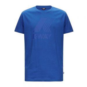 K-WAY t-shirt elliot logo