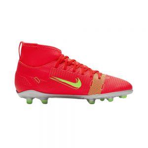 NIKE scarpe jr superfly 8 club fg/mg